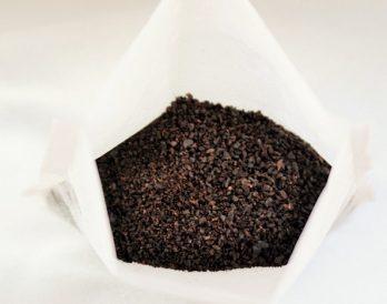 コーヒー消臭剤を作成