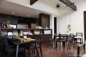 心地の良い軽井沢の森カフェ