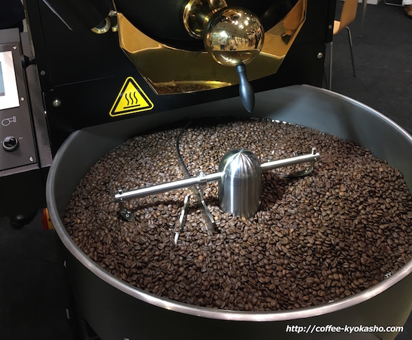 コーヒーロースター プロバット 比較