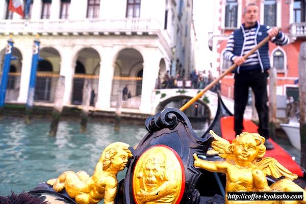 イタリア ヴェネチア ゴンドラ ブログ