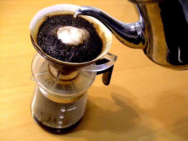 ドリップコーヒー 美味しいコーヒー2