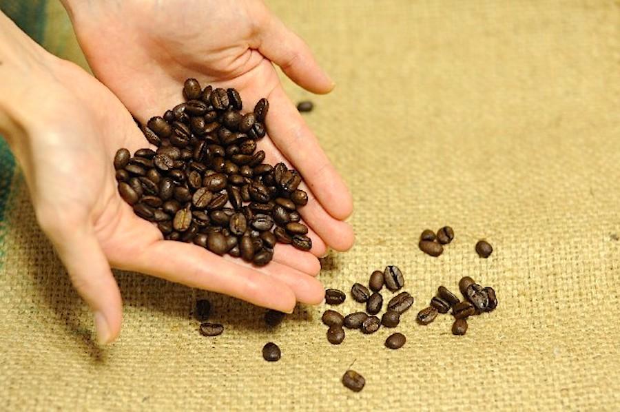 カフェインを豊富に含んだコーヒー